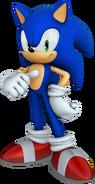 Sonic Channel 3D Sonic art 2