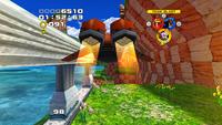 Sonic Heroes Flapper Jet Flames