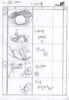 Sonic Riders storyboard 06