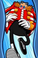 Eggman (Chronicles) Battle Artwork