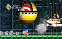 Flying Eggman Sonic the Hedgehog 4 Episode 1 4