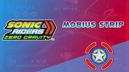 Mobius Strip - Sonic Riders Zero Gravity