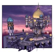 Night Palace koncept 1