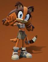 Sonic Boom countdown 5 Sticks