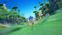 Sonic Colors - Opening - Screenshot 2