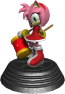 Generations statue Amy