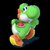 Yoshi Wii U 3ds