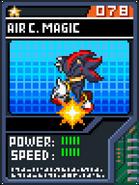 SB Air C Magic card