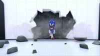 SB S1E07 Sonic entrance