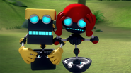 SB S1E22 Cubot Orbot distressed