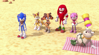 SB S1E34 Team Sonic watch Mike relax