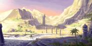 Sand Oasis koncept 1