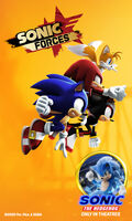Sonic Forces - Sonic Movie Promotional Screenshot