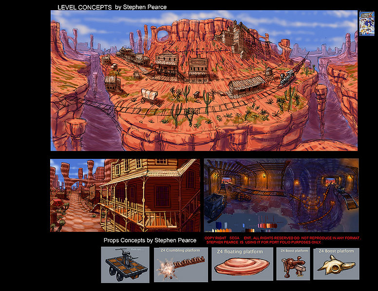 Frontier Canyon Zone/Galeria