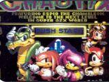 Knuckles' Chaotix/Elementos beta