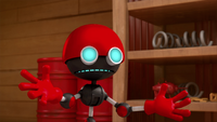 SB S1E07 Orbot questions