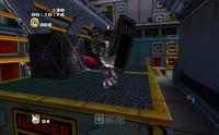 Sonic Adventure 2 Battle Shield Hunter (02 Black)