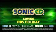 Sonic CD Debut Trailer