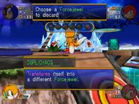 Duplichaos in-game description