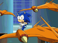 Ep15 Falcons behind Sonic