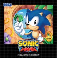SonicManiaCollectorsEditionArt