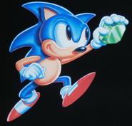 Sonic CD US Sonic