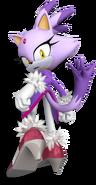 Sonic Channel 3DBlaze