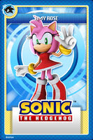 Amy Online Card