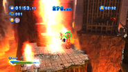 Blaze Piercing the Flames 27