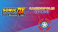 Casinopolis (Sonic) - Sonic Adventure DX