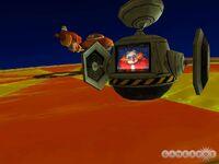 Eggman's drone (Shadow the Hedgehog)