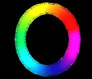 Heroes Model Rainbow Ring