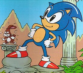 Sonic the Hedgehog (Ladybird)