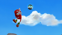 S1E03 Knuckles photon bomb