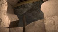 SB S1E22 Wall hole