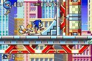 Sonic Advance 3 gameplay