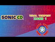 Tidal Tempest Zone 1 - Sonic CD
