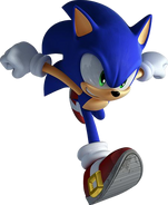 Unleashed Sonic art 2