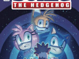 IDW Sonic the Hedgehog Issue 37
