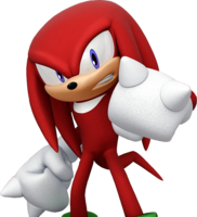 Knuckles 3D