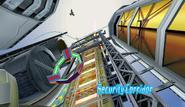 Security Corridor 001