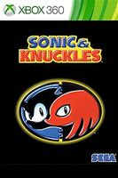 Sonic & Knuckles XONE box art