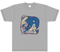 Sonic Chronicles JP shirt 3