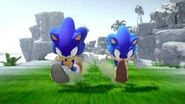 Sonic Generations - Through the Years