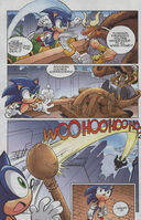 Sonic X issue 35 page 5