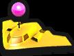 Stealth Jet - Gold
