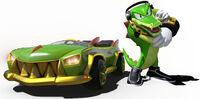 Team Sonic Racing Vector