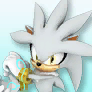 Sonic Generations (Silver profile icon)