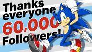 Sonic JP Twitter 60k