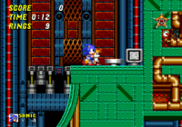 Tails do you see something odd on that wall